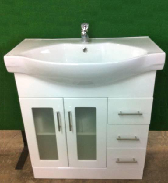 Bathroom Vanities Yatala 750mm lucus vanity - cabinet - bathroom products | gold coast